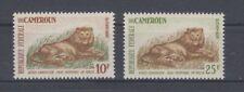 D. Kamerun  403 - 4  Löwe   **  (mnh)