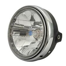 "7"" 12V Halogen H4 Headlight for Honda CB400 CB500 CB1300 Hornet 250 600 900 VTEC"