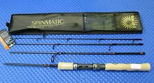 Daiwa Pac Rod Spinmatic SMC604ULFS HP Graphite 4pc UL Rod