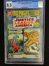 CGC Justice League of America #115 1972 Graded 8.5 FREE SHIPPING