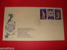 Queen Elizabeth II Silver Jubilee FDC 25 Coronation Tristan da Cunha 1978 #1