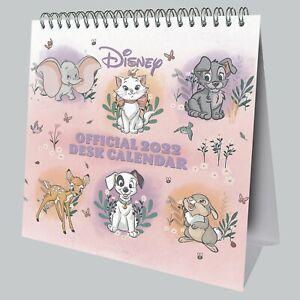 Disney Heritage 2022 Desk Easel Calendar