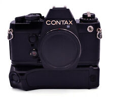 Contax 139 Quartz W/ Modor Drive - Replacement Cover - Genuine Calfskin
