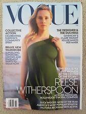 Reese Witherspoon, Mackenzie Foy, Victoria Beckham Vogue Magazine February 2019