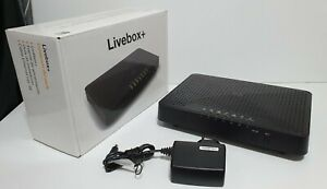 Router Livebox+ Orange - USADO!!!