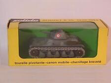 RENAULT R35 CARRO ARMATO TANCK SOLIDO n, 233 MINT NEW OBSOLETO OVP ORIGINAL BOX