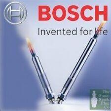 BOSCH Glow Plugs kit Nissan GQ Patrol Diesel TD42 Y60 4.2L Maverick Safari TD42