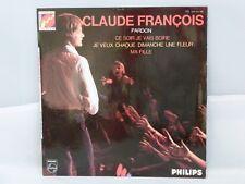 Claude François – Pardon                      Philips – 424.551 BE