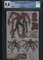 Absolute Carnage: Miles Morales #1 CGC 9.8 Garron VARIANT Amazing Spider-Man