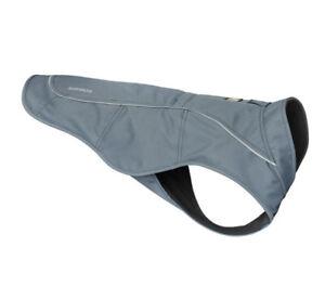 NWOT! Ruffwear Overcoat Abrasion Resistant Jacket In Slate Blue Sz Medium