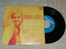 Nina Lizell - Tanz' mit mir in die Nacht der Liebe  Vinyl  Single