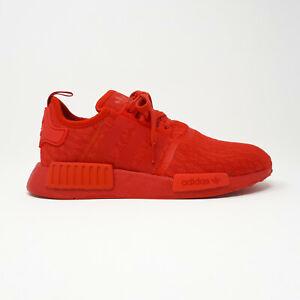 NEW Adidas NMD R1 Lush Red FV7308 Original Running Shoe Sneaker Womens Size 10