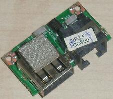 USB + modem Board Scheda Elettronica Modulo da Fujitsu Siemens FSC Amilo m6450g m6450