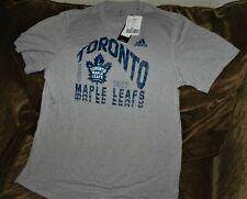 Toronto Maple Leafs Creator t-shirt men's medium Adidas 2019 NHL NEW with Tags