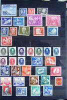DDR East Germany 1949-1982 Stamp Collection 3 albums rare limited edition blocks