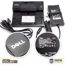 DELL PRECISION M2400 M4500 M4700 M6500 M6700 PR03X E-Port Replicator + 130W AC