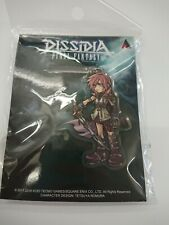Lightning - Final Fantasy Dissidia Keyring Keychain - BRAND NEW - Official XIII
