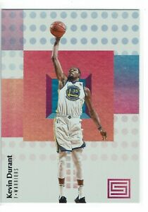 2017-18 PANINI - STATUS BASKETBALL KEVIN DURANT GOLDEN STATE WARRIORS CARD
