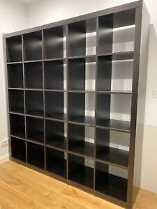 ikea kallax storage in good condition