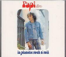 PAPILLON  CD DIGIPACK  MAGIC LA PLANETE ROCK AND ROLL