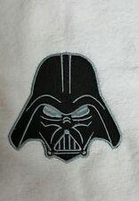 Embroidered Facewasher -Darth Vader