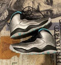 Nike Air Jordan Retro X 10 30th Lady Liberty Dust Metallic Gold 5.5 Statue