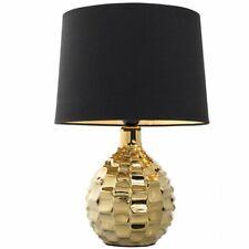 Black Gold Table Lamp Ebay