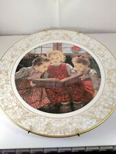 Museum Collections A Christmas Story 1979 Collector Plate by Boehm