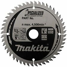Makita disco Lama specifica Sega circolare per Laminati 165x20 52 denti B-29452