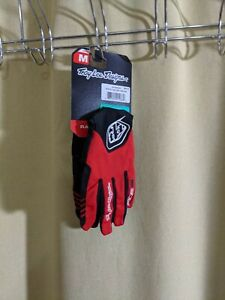Various Lot 6 Pairs Of Troy Lee Designs And Shift Gloves Size Medium