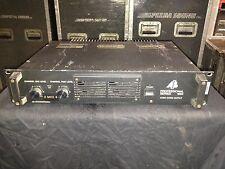 AB International Precedent 1650 Stereo Power Amplifer