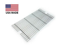 """USA-Made Viking Cooking Grid, Stainless Steel 5/16"""" Solid Heavy Duty CG77SS"""