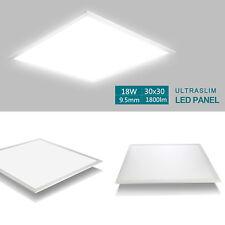 LED Panel Ultraslim 30x30cm 18W Deckenleuchte Lampe Deckenlampe Flächenleuchte