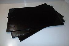 8259) Acrylglas, Polymethylmethacrylat, schwarz, 5mm