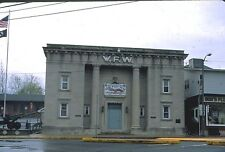 historic structures-buildings-VFW Hall @ Northampton Pa.Fuji slide