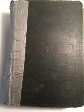 Antique 1882 Book National Encyclopedia Business Social Forms Laws of Etiquette