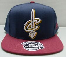 Cleveland Cavaliers NBA adidas Adjustable Snapback Hat Free Shipping