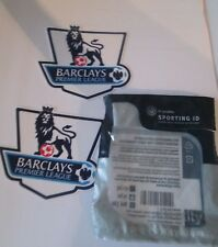 Premier League 2013/14 Pro S Football Shirt Badge/Patch Replica Size Sporting ID