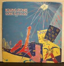 ROLLING STONES-GOING TO A GO GO - BEAST OF BURDEN live  45 GIRI NUOVO - 1981