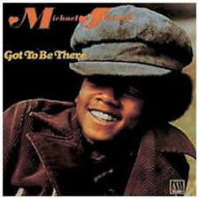 Michael Jackson Llegó a estar Allí CD Álbum Motown 530162-2