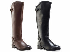 Casual Textile Riding, Equestrian Boots for Women