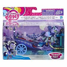 My Little Pony l'amicizia è magica collezione MOONLIGHT carro con Pony Figura