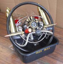 Mad Max Fury Road Steering Wheel (Mercedes Benz Bullet Farm) Liquor Decanter
