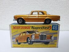 Matchbox - #46 Mercedes 300 SE