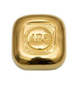 gold bullion ABC 1 Oz fine 9999