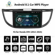 """9"""" Android 8.1 Car Stereo Radio MP5 Player GPS WIFI Fit For Honda CRV 2012-2015"""