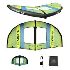 WattSup Wing 6.2m Voile Cerf-Volant Surf Feuille Windsegel Sup Aile Accessoires