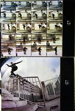 Burton Gravis skateboard Arto Saari 2 sided poster promo poster New Old Stock