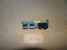 Sony Vaio VGN-AW11N Laptop USB / Audio Board. P/N: 1P-1086102-8010