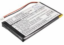 3.7V Battery for Garmin Nuvi 300 Nuvi 300T Nuvi 310 010-00538-78 1250mAh NEW
